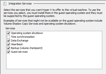 Veeam: Failed to prepare (Hyper-V) guests for volume snapshot